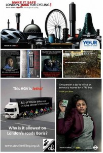 Click on the collage to see all the posters which are at the STOP THE KILLING website.